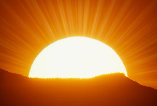 Güneş ışığı
